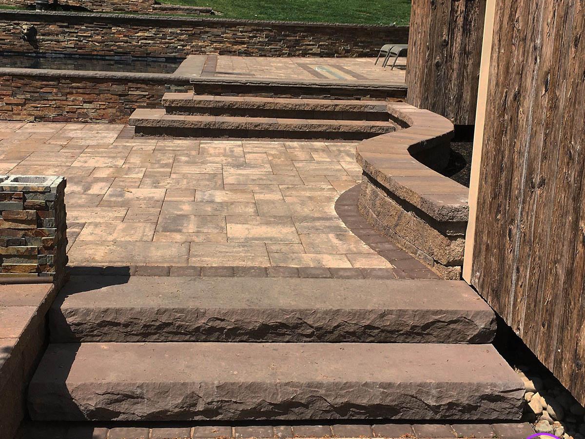 Stone Veneer Designs For Backyards