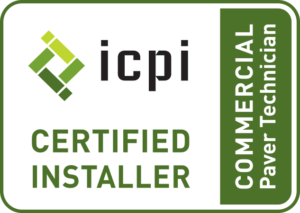 ICPI Certified - Commercial Paver Technician