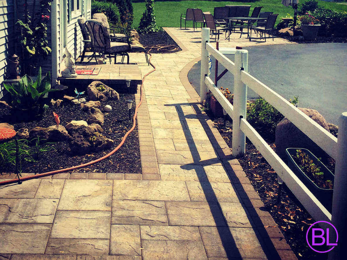 Hardscaping Contractor In Rochester NY