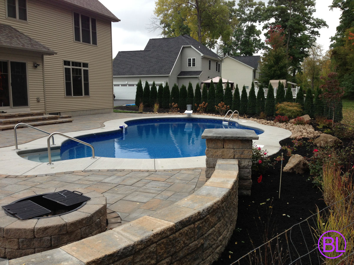 Custom Pool Design Rochester NY